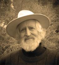 Sepia photo-portrait of Anthony Holcroft